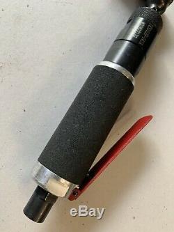 Jiffy Air Tool 1/4-28 Threaded Rotating Head Drill Pancake Drill Aircraft Motor
