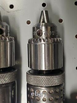 Jiffy Air Tool 2800 Rpms Palm Drill Model 10650