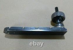 Jiffy Air Tool 5 Thinline L Type Attachment 1/4-28 Threads Spline Shaft