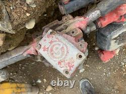 Job Lot X6 Jack Hammers Air Drills Compressor Atlas Copco Breaker Breakers