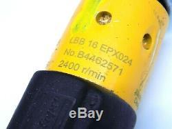 Lightly Used Atlas Copco 1/4 Pneumatic Mini Palm Drill Aircraft Tool