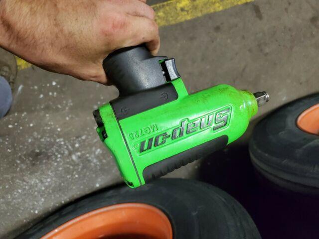 (ma4) Snap-on Tools Im6500 1/2 Drive Air Impact Wrench / Gun