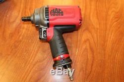 Mac Tools 1/2 Drive Super Duty Titanium Air Impact Wrench