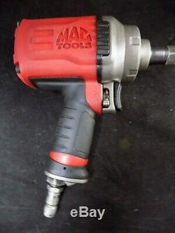 MAC Tools AWP075 3/4 Drive Titanium Pneumatic Air Impact Wrench W Cover
