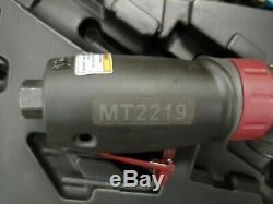 MATCO MT2219K HEAVY DUTY GEAR DRIVEN AIR SAW withCase FREE SHIP