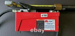Mac Tools 10K PSI BK229 Air Actuated Hydraulic Treadle with Push / Pull Cylinder