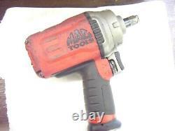 Mac Tools Awp050 1/2 Air Impact Gun Wrench With Original Box Titanium Housing