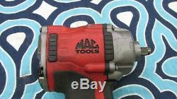 Mac Tools MPF980501 Pneumatic 1/2 Drive Air Impact Wrench Fully Tested