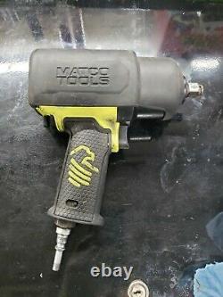 Matco 1/2 impact gun air
