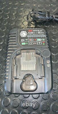 Matco 20V Infinium 1/2 Impact Drill & 3/8 Impact Drill /w Charger