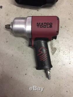 Matco Tools 1/2 Impact Wrench Mt2769 Pneumatic Air Tool Like New