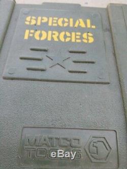 Matco Tools Special Forces Pass Through Socket Air Ratchet Set 3/8-3/4 10-19mm
