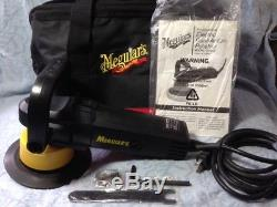 Meguiar's Professional Dual Action Polisher Variable Speed G110v2