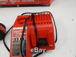 Milwaukee 274321CT Cordless Finish Nailer Power Tool Kit 577149 K10
