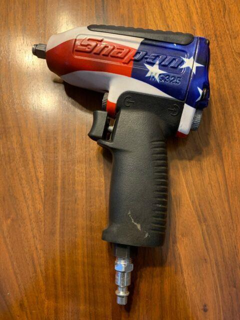 Nice Snap-on Mg325 3/8 Drive Air Impact Wrench Flag Edition