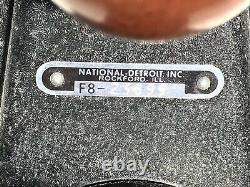 National Detroit 16 File Board Sander F8 (lotZ2)