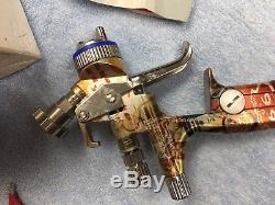Never Used Sata Jet 5000 B RP Digital Chopper Limited Edition Spray Gun