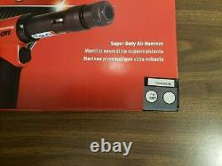 New, never used! Snap On Air Hammer Gunmetal