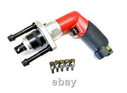 Nice Sioux Pneumatic Rivet Shaver With 5 New Bits Aircraft Tool