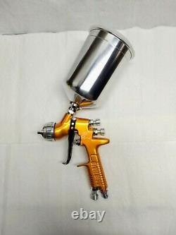 ORIGINAL Devilbiss GTI PRO Spray Gun MINT like new