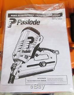Paslode 30 Degree Cordless Framing Nailer Cf325li Lithium Ion Cordless Nail Gun