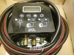 PCL QUBE Automatic Tire Tyre Inflator with hose