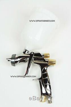 Paint spray gun Anest Iwata Supernova WS400 1.3mm + 600cc plastic cup
