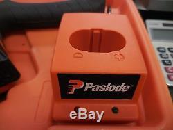 Paslode 30 Deg. CF325 Cordless Framing Nailer #902200 Excellent Condition