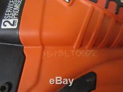 Paslode 902400 Cordless 16ga. Angled Finish Nailer Pre Owned