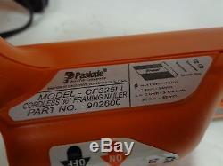 Paslode 902600 Framing Nailer Kit Free Shipping! No Reserve! #A467