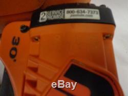 Paslode 902600 Framing Nailer Kit Free Shipping! No Reserve! #A569