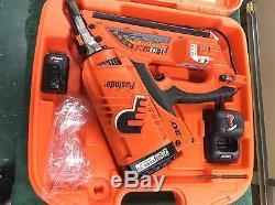 Paslode CF325Li 30 Degree Cordless Framing Nailer with Carrying Case Nail Gun Tool