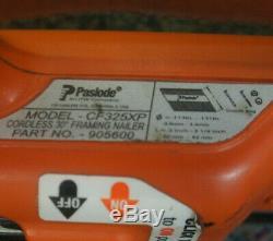 Paslode CF325XP Cordless XP Li-ion Framing Nailer 905600