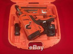 Paslode Cordless 30 Degree CF325LI Framing Nailer Nail Gun Lithium Ion