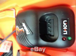 Paslode IM250S-Li 16 Ga Straight Cordless Li-Ion Finish Nailer 916000 Used