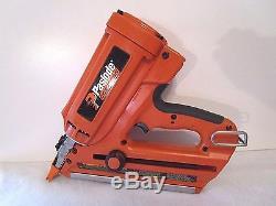 Paslode IMCT 900420 Cordless Utility Framing Nailer Gun Excellent Condition