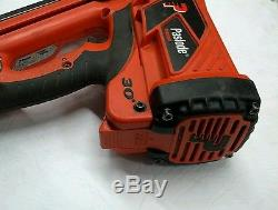 Paslode IMLi325i Li-ion 30 Cordless Framing Nailer in Case AS-IS Parts or repai