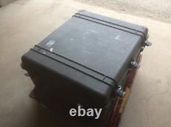 Peli Case Rolling Hard Case 720 x 850 x 450 Wheels Air Vent Pickup Tool Box
