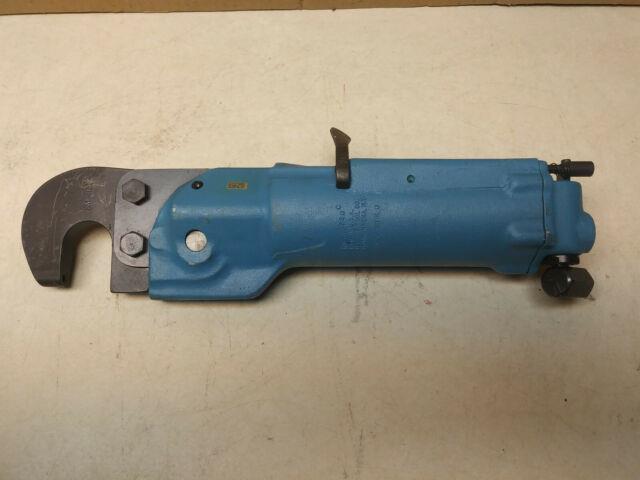 Pneumatic C-yoke Compression Riveter Rivet Squeezer Us Air Tool 34-720c, No Sets