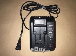 Porter Cable PCC792 20V MAX Li-ion 16GA Straight Finish Nailer Kit IC