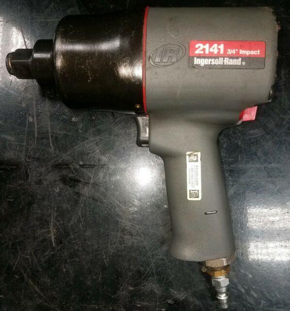 Pre-owned Ingersoll Rand 3/4 Impact Wrench 2141 8000 Rpm L@@k Excellent Item