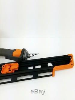 Ridgid R350RHE 21 Degree 3-1/2 in. Round-Head Framing Gun Nailer Air Pneumatic