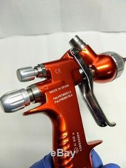 SAGOLA 4500 XTREME Spray gun. 1.3mm fluid nozzle, LXT TITANIA aircap