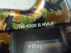 SATA JET 4000 B RP 1.3 DIGITAL CAMO SPECIAL EDITION Excellent Condition