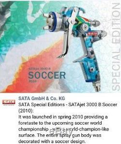 SATA Jet 3000 B RP Digital (1.2) Soccer Special Edition