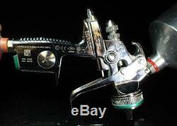 SATA Jet 3000 Digital WSB HVLP Paint Spray Gun with Cup