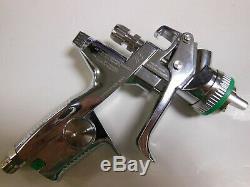 SATA Jet 4000 B HVLP Digital Paint Spray Gun 1.3 Tip EXCELLENT CONDITION