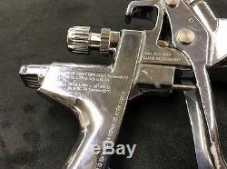 SATA Jet 4000 B HVLP Digital Paint Sprayer Gun Made in Germany 1.3 tip