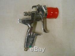SATA Jet 4000 B HVLP Paint Spray Gun 1.3 Tip & Extras