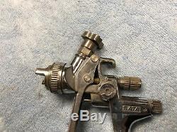 SATA Jet 4000 B Paint Spray Gun with 1.4 Tip Great Condition